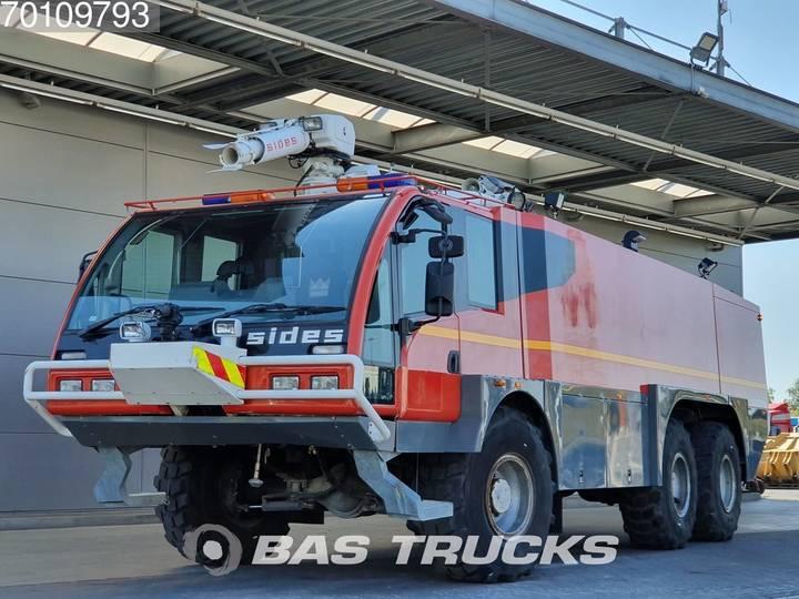 Sides Crash Tender S3000-16 VIM 150 P2.5 6X6 6x6 Telma - 2003