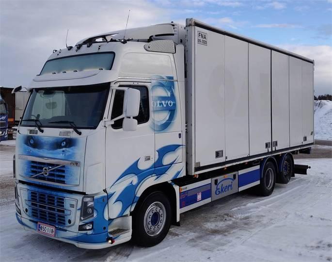 Volvo Fh16 - 2012