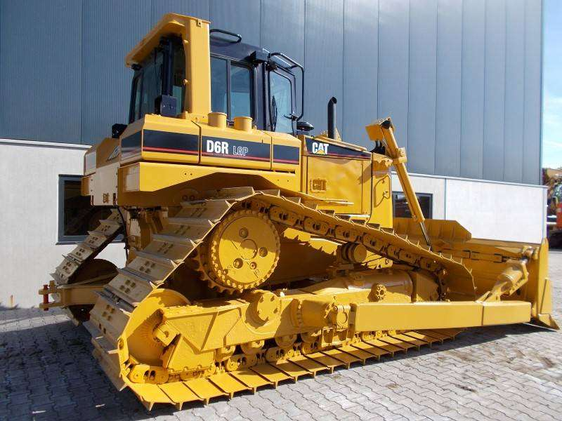 Caterpillar D 6 R Lgp - 2007 for sale | Tradus