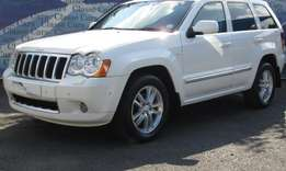 2008 Jeep Grand Cherokee 3.0 CRD Overland A/T