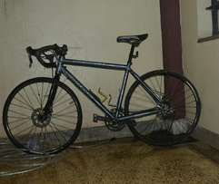 Carerra Road bike