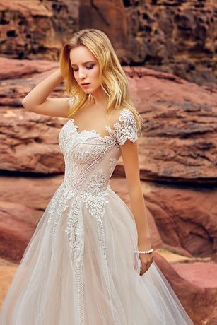 Свадебное платье Оксана Муха Oksana Mukha весільна сукня Одеса - зображення  5 8bb438812fcbb