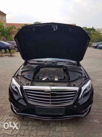 Urgent buyer needed, Benz s500 late 2016 Lekki - image 3