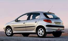 Peugeot 206 wanted
