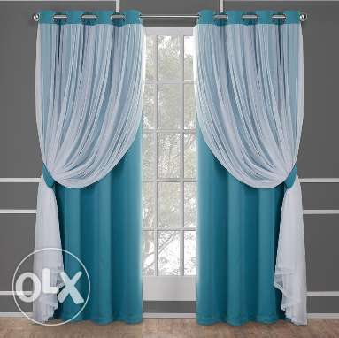 We make on order of new curtains blinds