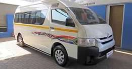 Pre owned bus 14 seater for sell
