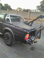 Urgent sale towing truck