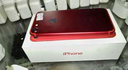 Iphome 7 red, 128gb