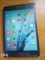 Clean Samsung Tab A with calling facility and very good battery