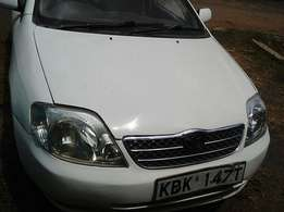 Toyota NZE on quick sale  (2002)