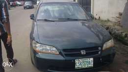 Super clean Reg 2001 Honda accord babyboy