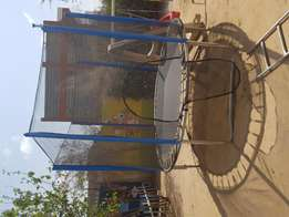 Trampoline and Tanks