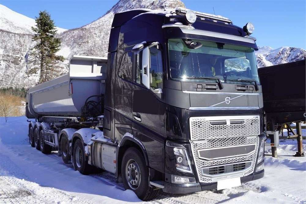 Volvo Fh16 - 2016