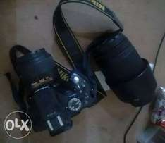 Nikon d5200 24.2MP for sale/swap for iPhone