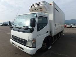 MITSUBISHI / Canter CHASSIS # FE84DV-54 year 2008