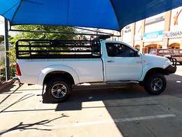 2007 Toyota Hilux d4d for sale R167000