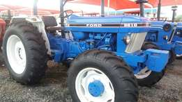 Ford 6610 4x4 Tractor for sale.