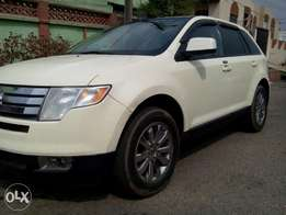 Ford edge clean