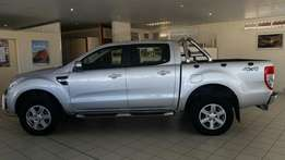 2015 Ford Ranger 3.2 tdci Auto 4x4 Double Cab