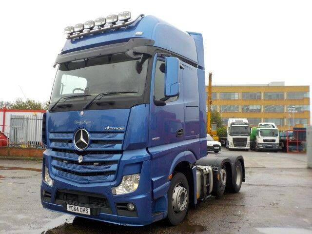 Mercedes-Benz ACTROS 2551 BLUETEC 6 - 2019