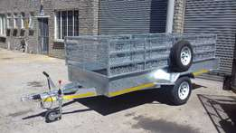 Cattle Trailers,Advertising board trailers,Golf cart trailers,Lugga