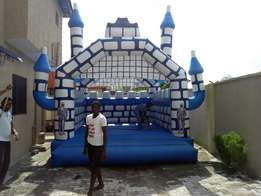 Bouncing Castle nd all Kiddies Party
