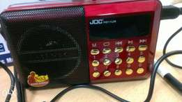 JOC portable radio