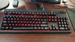 Corsair Strafe Non RGB Cherry MX Red Mechanical Keyboard