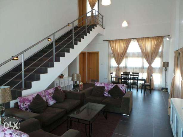 2 bedroom furnished/unfurnished duplex in Fintas