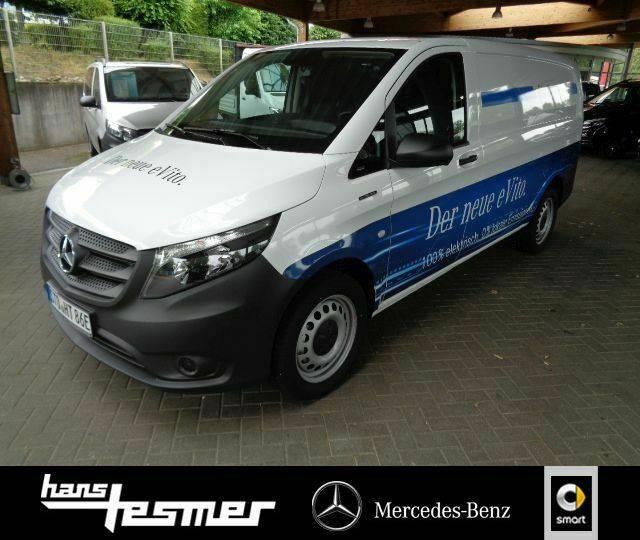 Mercedes-Benz eVito 111, lang - Kasten - Klima, Kamera, Sitzh. - 2019