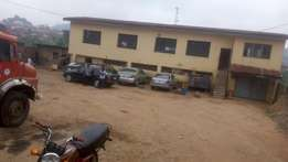 An apartment for sale at affordable price in Ado Ekiti