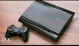Ps3 console chipped on the move.15500