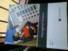 Managerial finance textbook 4th edition!