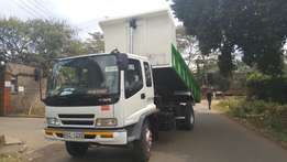 ISUZU FSR KCC TIPA,very clean and in perfect condition!!
