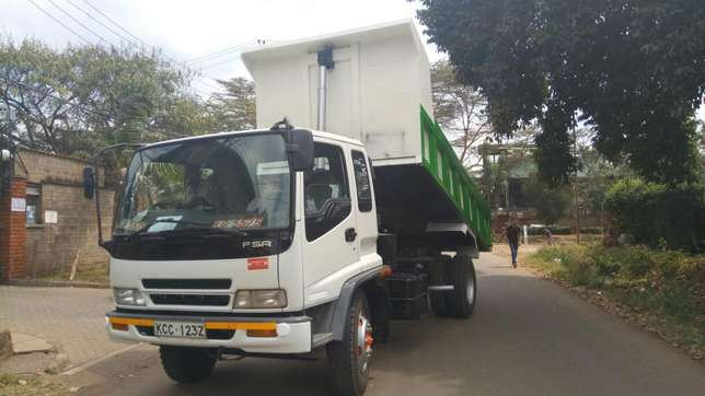 ISUZU FSR KCC TIPA,very clean and in perfect condition!! Parklands - image 1