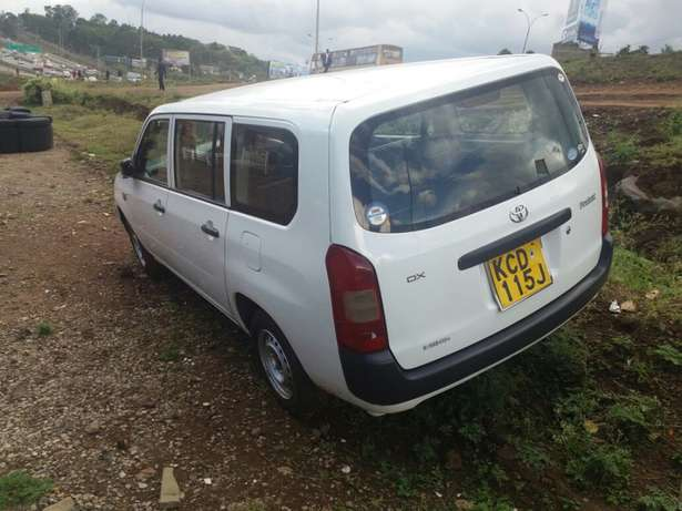 Very clean and well maintained toyota probox Kasarani - image 2