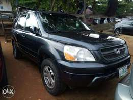 2005 Honda Pilot Neatly Used For N1.6M