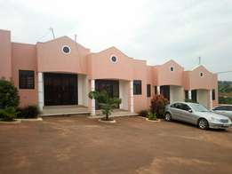 brand new self contained double house in bweyogerere at 300k ugx