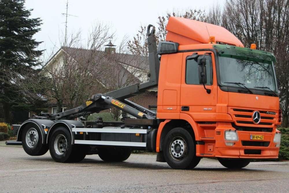Mercedes-Benz Actros 2541 Euro5!!haakarm/abrollkipper!! - 2008