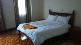 Fully furnished Three bedrooms apartment to let