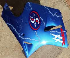 Custom airbrush your car, bike, or any other riding accessories!