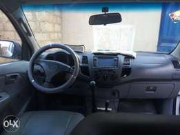 Clean 07 Toyota Hilux 4*4 petrol with DVD and reverse cam for grab now