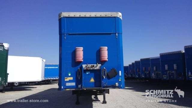 Schmitz Cargobull Semiremolque Lona Mega Trampilla de carga - 2013 - image 6