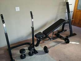 Gym equipment commercial