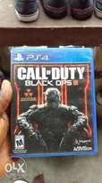 Used Call of duty Black ops 3