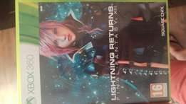 Final fantasy lightning returns xbox 360