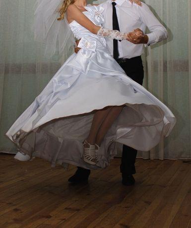 b250f098dd3 Свадебное платье для дюймовочки  550 грн. - Свадебные платья костюмы ...