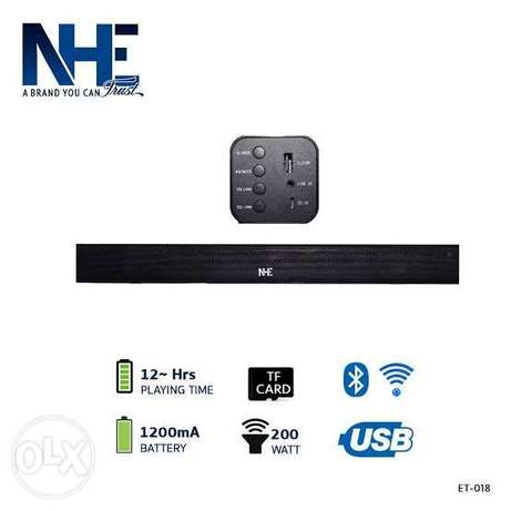 Nhe soundbar Bluetooth aux