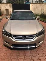 Honda Accord EX-L full option 2013