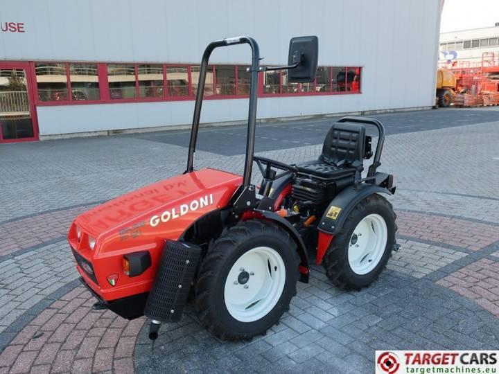Goldoni Base 20SN Tractor 4WD Diesel 20.4HP NEW UNUSED